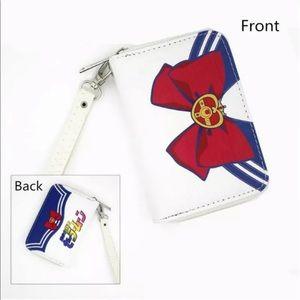 NWT Sailor Moon Wallet
